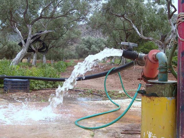 Βεβαίωση υποβολής φακέλου άδειας χρήσης ύδατος: Οι δικαιούχοι κινδυνεύουν να είναι εκπρόθεσμοι