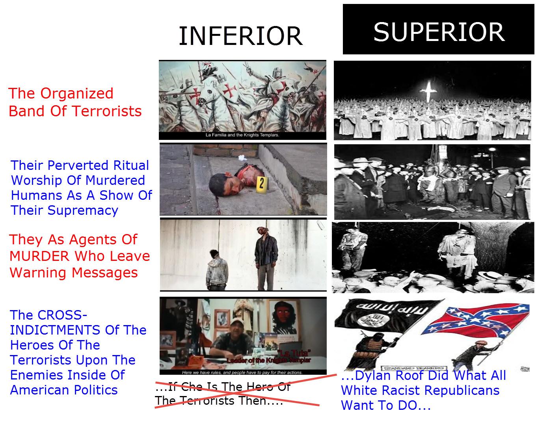 Inferior People Politics, Priorities, ...