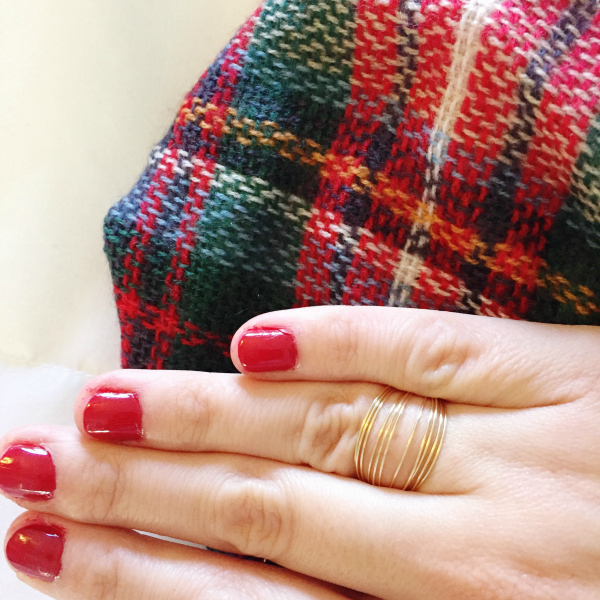 go rings, style for a good cause, style on a budget, mom style