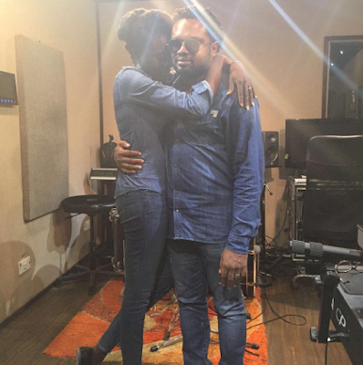 Cobhams Asuquo pours encomium on wife for their 6th Wedding Anniversary
