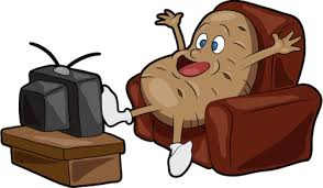 effects of being a couch potato