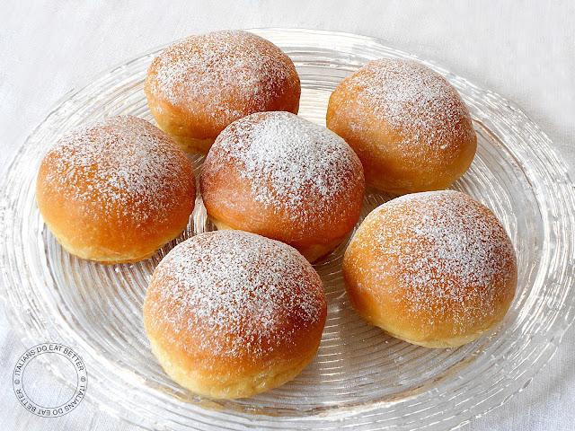 Ricetta Krapfen Iginio Massari.Krapfen Di Iginio Massari Fritti E Al Forno Italians Do Eat Better