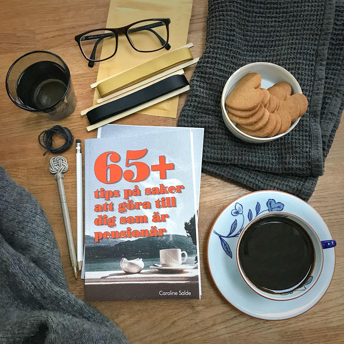 Bok: 65+ tips på saker att göra för dig som är pensionär