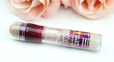 Maybelline Instant Age Rewind Dark Circles Eraser review