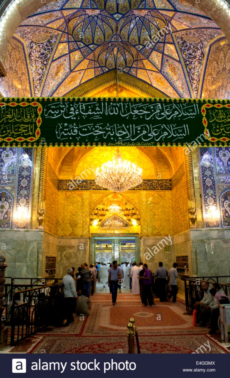 Shrines In Karbala Pictures   Wallpapers Glitter
