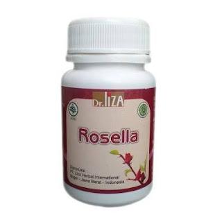 Kapsul Rosella Dr. Liza