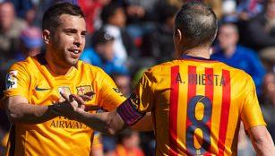 Levante vs Barcelona 0-2