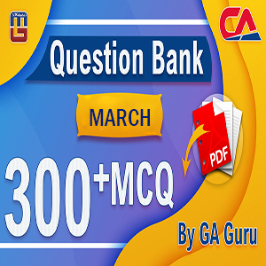 Current Affairs Question Bank : March 2019