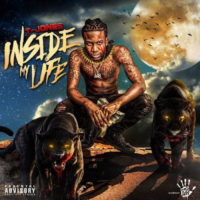 mp3, song, mixtape, hiphop, rap, rapper, album, t jones, inside my life