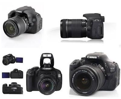 Mengulas Beragam Keunggulan Canon 600D yang Cocok untuk Pemula