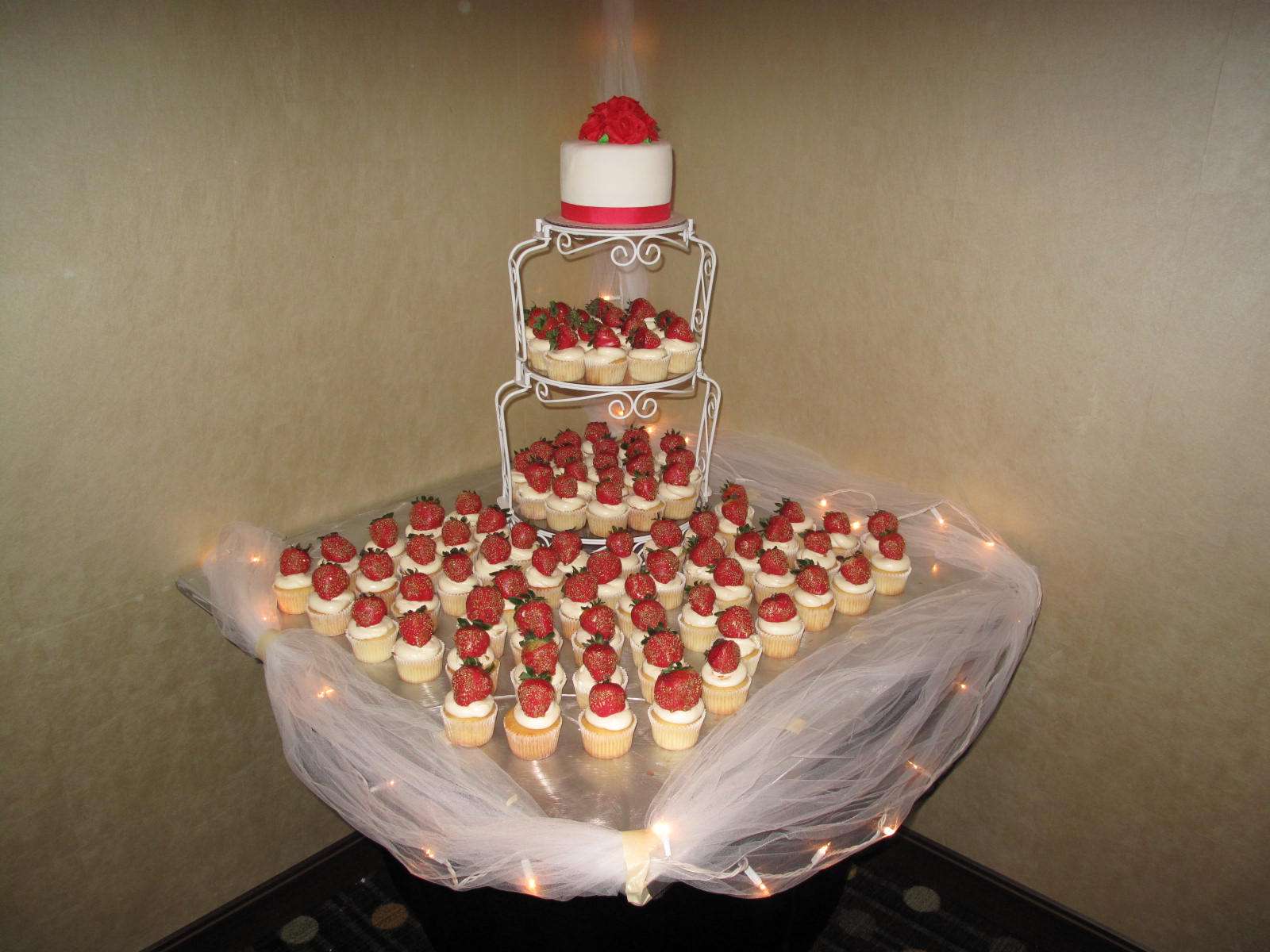 Sweets By Sokuntea Chocolate Covered Strawberry Wedding