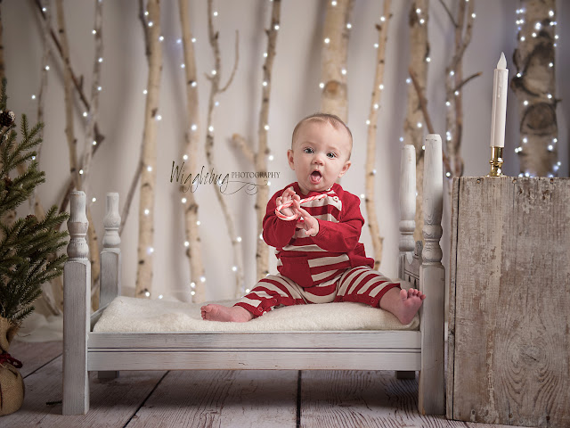 Christmas Minis sessions for a stress free Christmas Card Photo in DeKalb, Sycmaore , IL