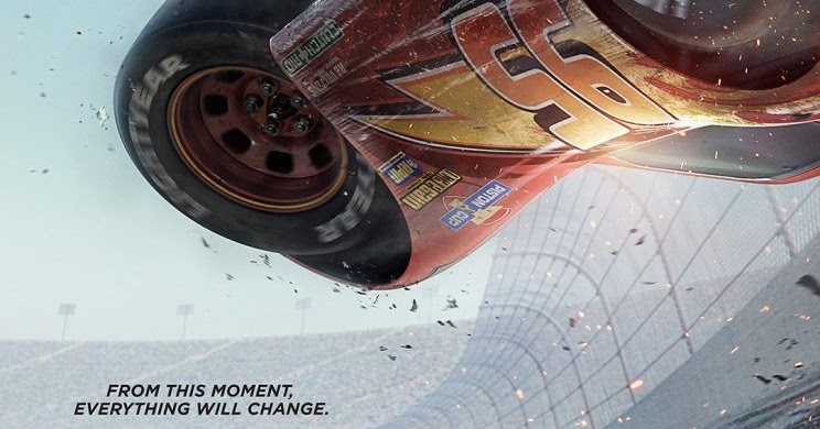 Cars 3 First Official Domestic International Posters Released
