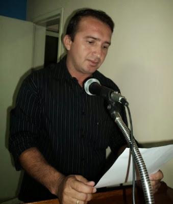 Agora Almino Afonso Informa: Almino Afonso/RN: Vereador Algusto ...