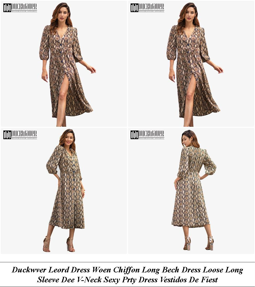 Womens Clothing Dresses - Shop For Sale - Denim Dress - Cheap Online Clothes Shopping