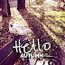 HELLO AUTUMN, I HAVE SOME NEWS FOR YOU | blog