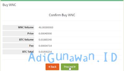 Cara Membeli WesternCoin (WNC)