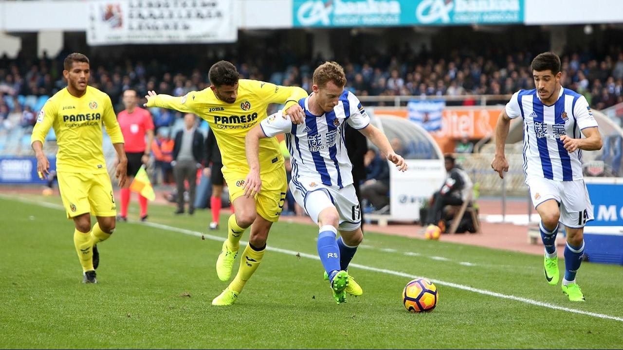 Corazón Txuri Urdin PREVIA Real Sociedad Villarreal A
