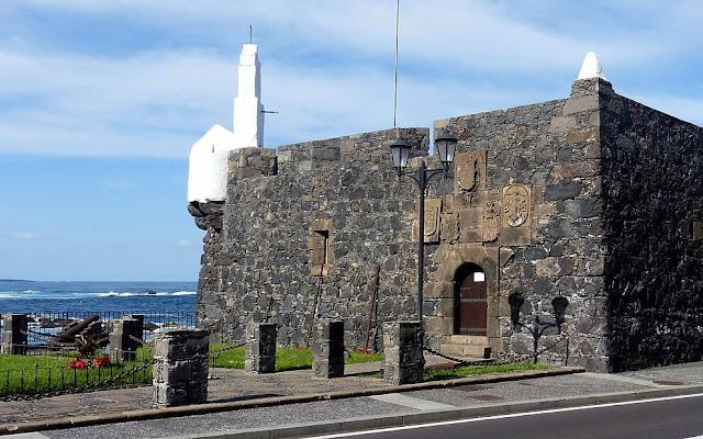Garachico (Tenerife).