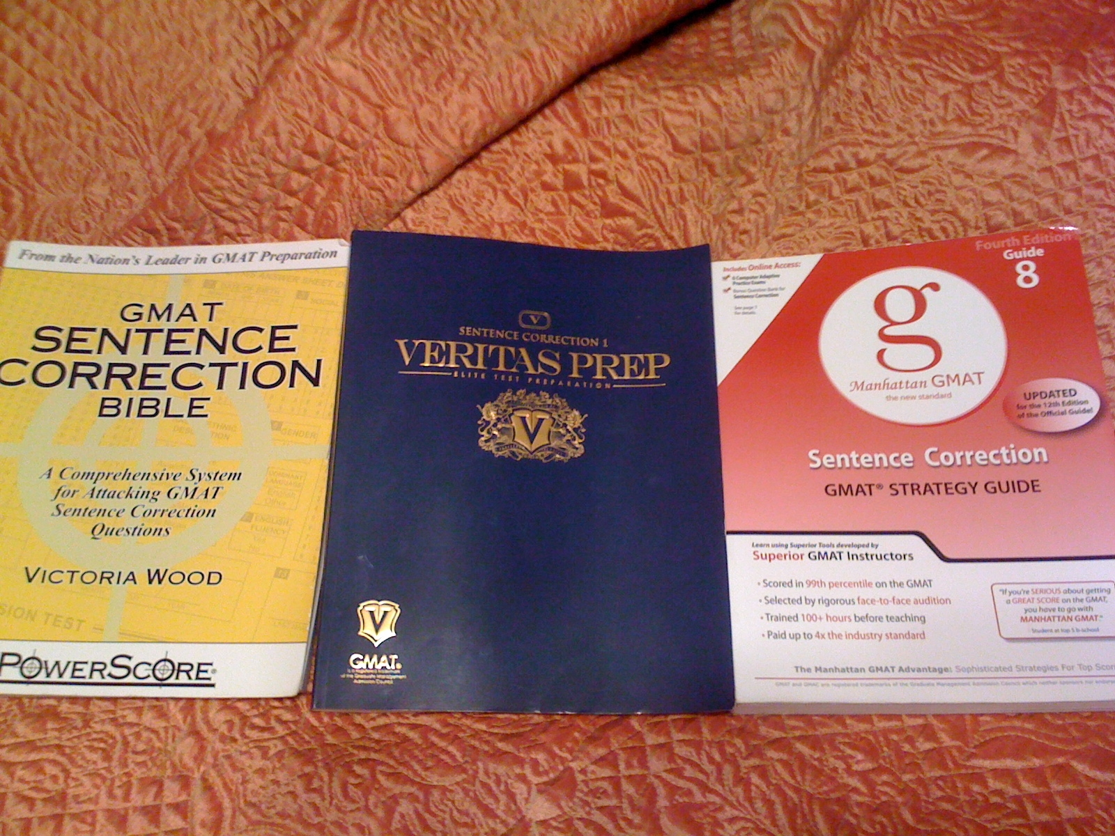 Book For Gmat