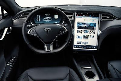 Tecnología Tesla Model S P90D