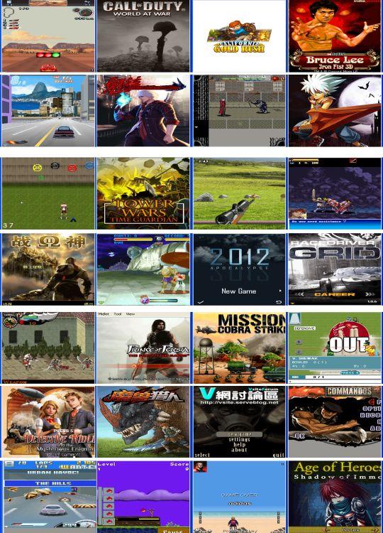 Download Game Air War 3D Jar 320X240 « Join the Best Modern