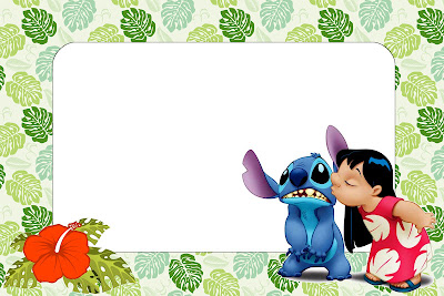 Lilo and Stitch Free Printables and Images Oh My Fiesta in english