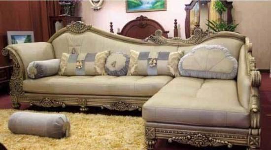 Sofa Santai Untuk Nonton Tv minimalis mewah