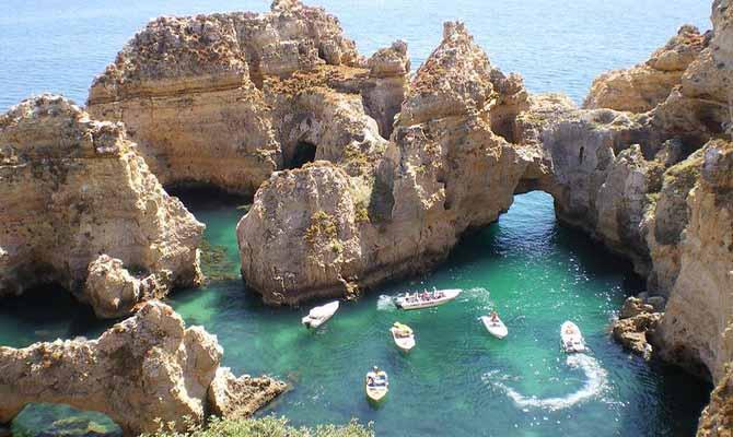 Algarve Travel Tours in Portugal