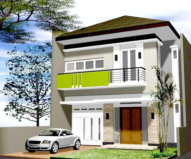 1 Desain Rumah Minimalis Type 36