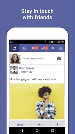 FB Lite Mod Apk for Android