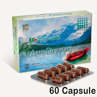 K-Ayurveda AyuDerme (60 Capsule)