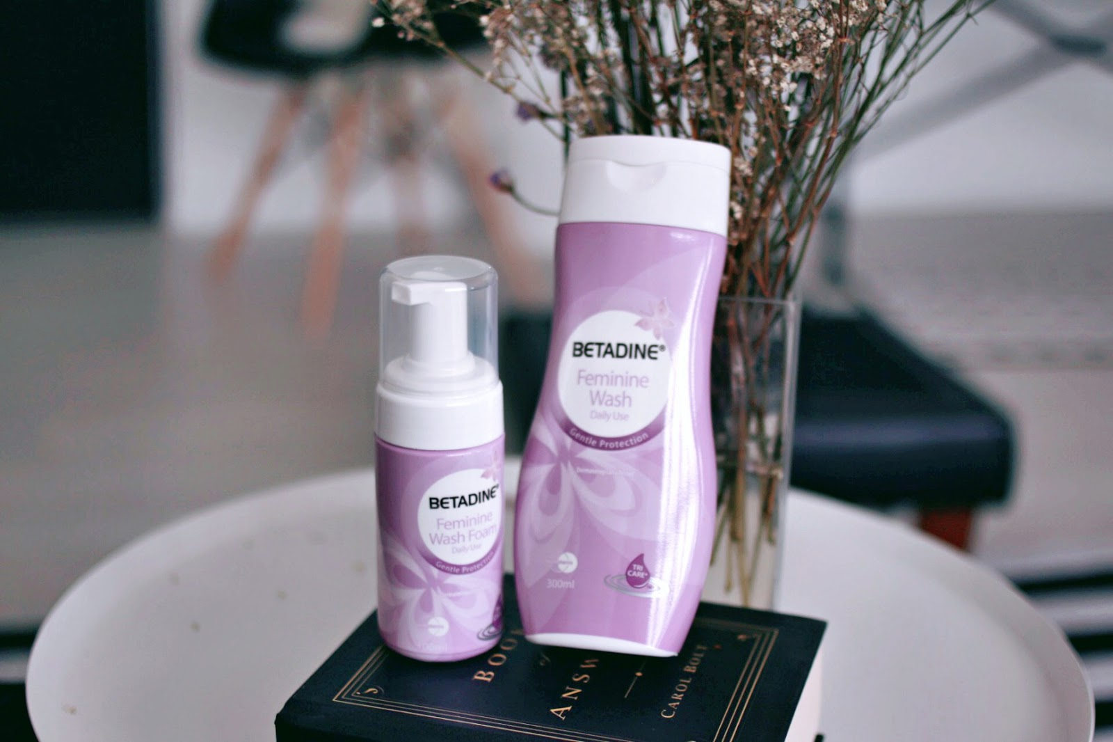 Learning about Feminine Hygiene with Betadine - XINLIN