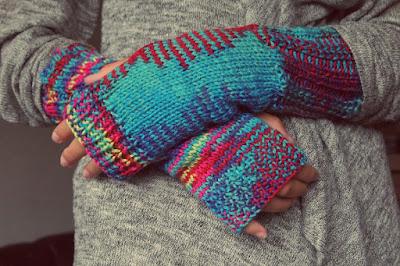 manicotti lana fai da te