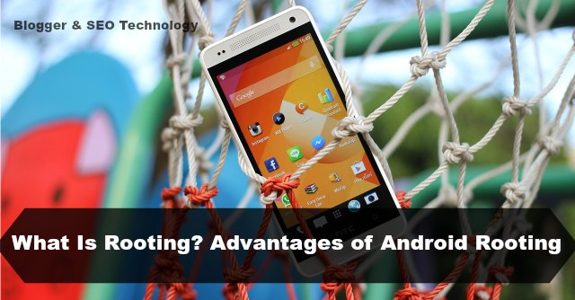 why you should root your android devices