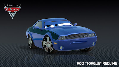 Rod Torque Redline Carros 2