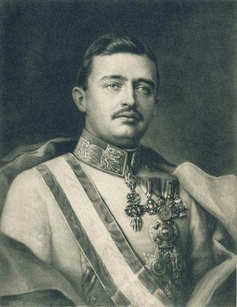Karl I österreich