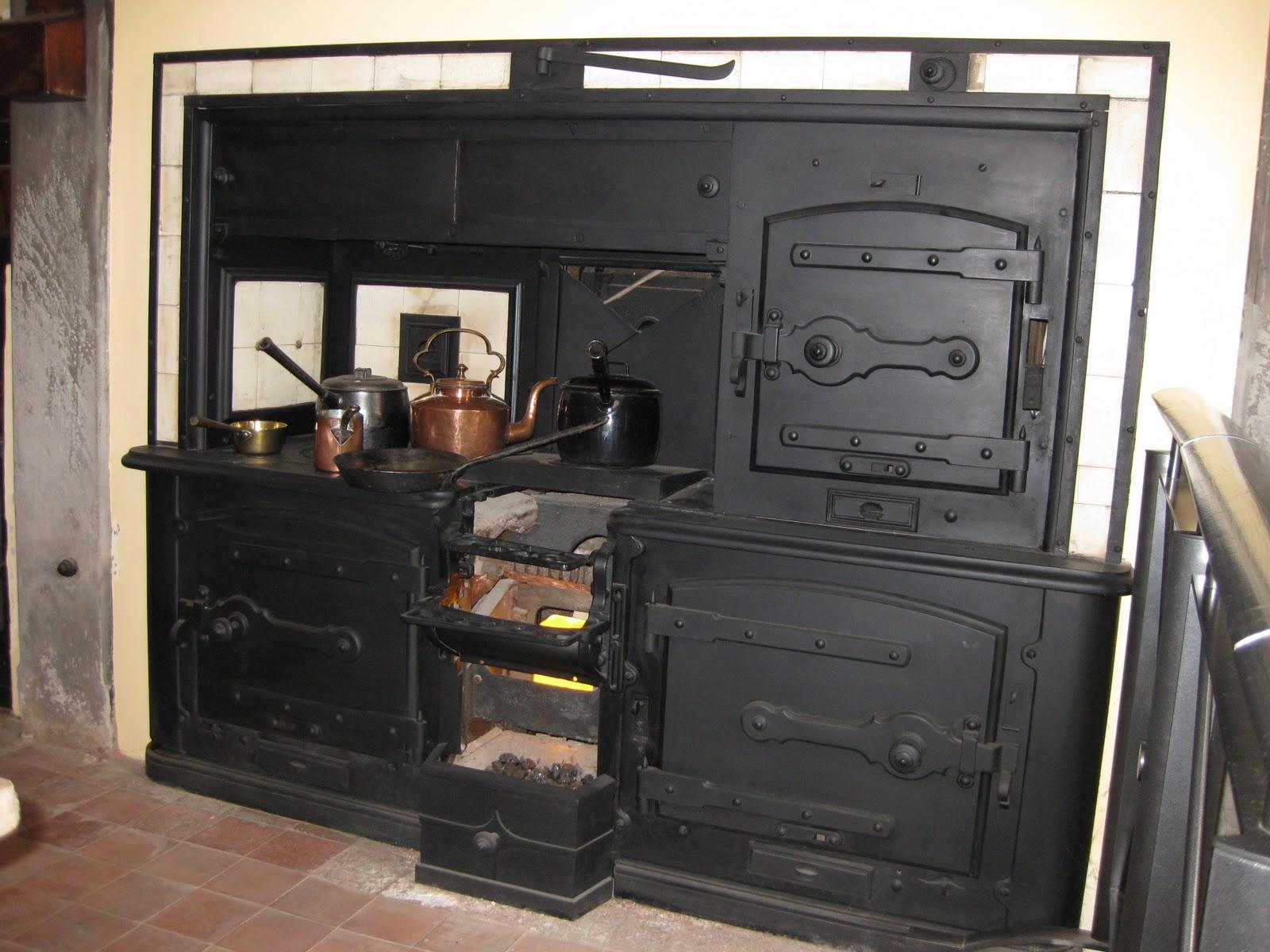 House Home Garden Original Victorian Kitchen Range