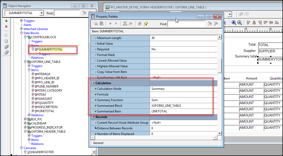 How to use global temporary table in oracle procedure