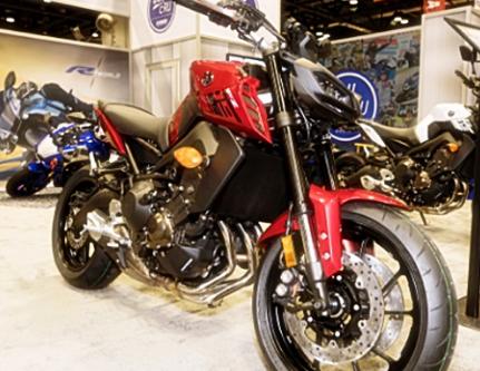 2018 Yamaha FZ-09 ABS Review