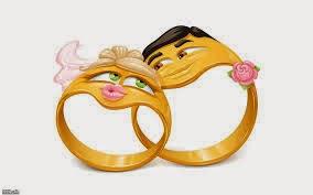 الخطوبة والزواج - تعليم الانجليزية بسهولة
