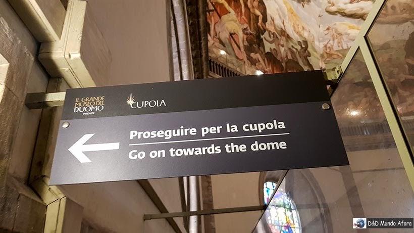 Cúpula da Catedral de Santa Maria del Fiore - O que fazer em Florença, Itália - 40 atrativos