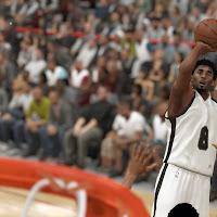 Kobe Bryant AKA The Black Mamba in Rookie Showcase