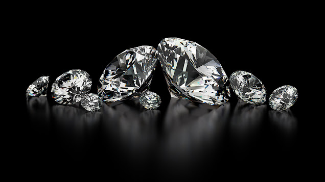Diamonds were first mined in India