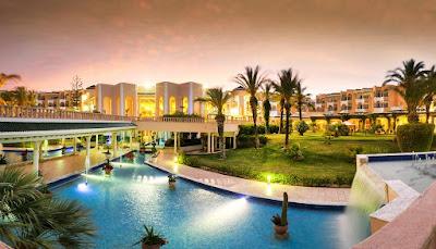 أفضل الأماكن السياحية في مدينة الحمامات التونسية