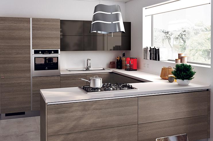 Desain Dapur Modern Untuk Area Yang Sempit