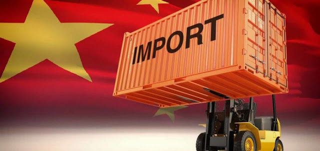 Imports from China