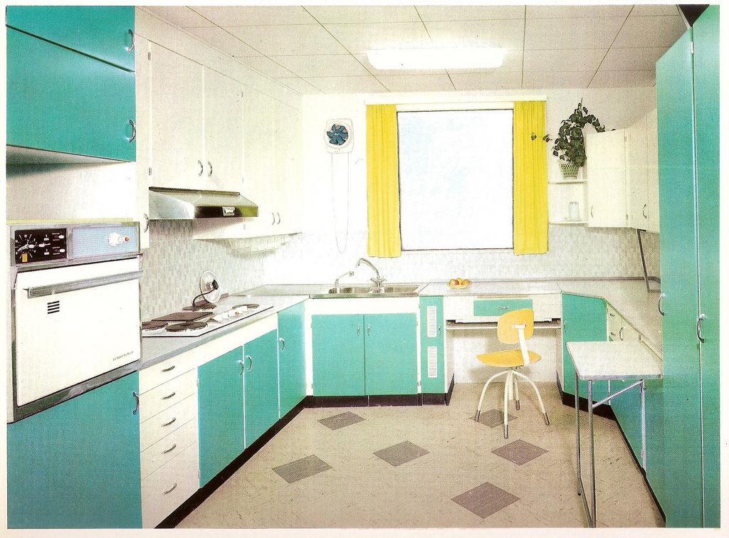 Idee per un arredamento facile lo stile vintage ossia la for Interni mobili