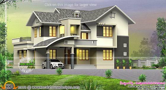 Nice 4 bedroom villa