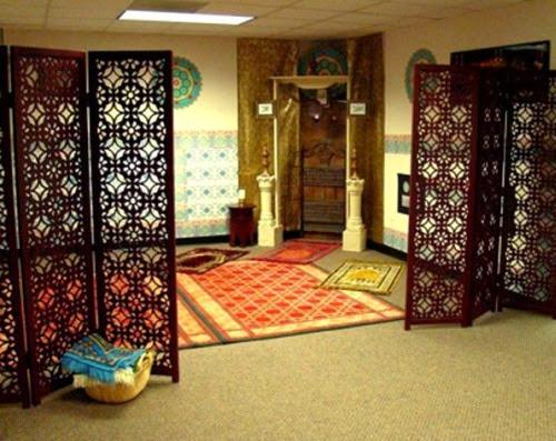 31 desain mushola minimalis dalam rumah for Islamic home designs